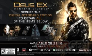 Deus Ex Mankind Divided 28 04 2016 édition 3