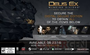 Deus Ex Mankind Divided 28 04 2016 édition 4