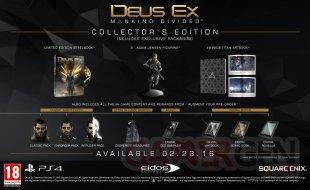 Deus Ex Mankind Divided 31 08 2015 collector