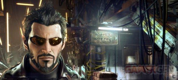 Deus Ex Mankind Divided Dawn Engine Adam Jensen