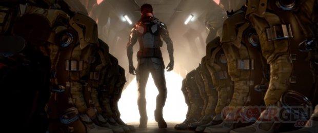 Deus Ex Mankind Divided head