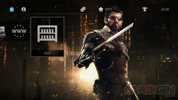 Deus Ex Mankind Divided thème