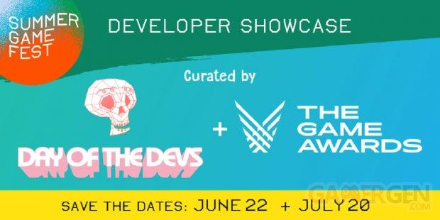 Developer Showcase Summer Game Fest