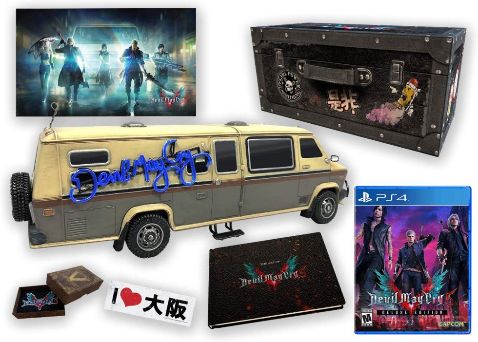 Devil May Cry 5 Collector's Edition (7)