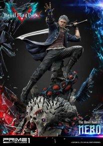 Devil May Cry 5 figurine statuette Prime 1 Studio Nero 26 28 06 2019