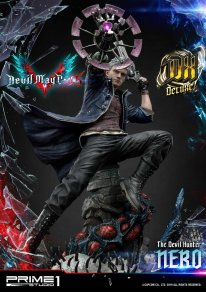 Devil May Cry 5 figurine statuette Prime 1 Studio Nero Deluxe 06 28 06 2019