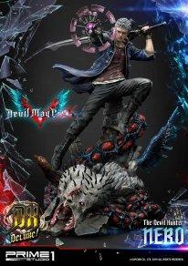 Devil May Cry 5 figurine statuette Prime 1 Studio Nero Deluxe 12 28 06 2019