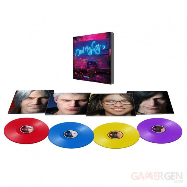 Devil May Cry 5 Laced Records (5)