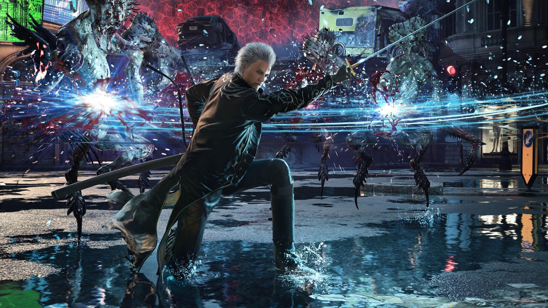 Devil May Cry 5: Special Edition, un point sur la résolution, le framerate  et le RTX des 4 modes d'affichage - GAMERGEN.COM
