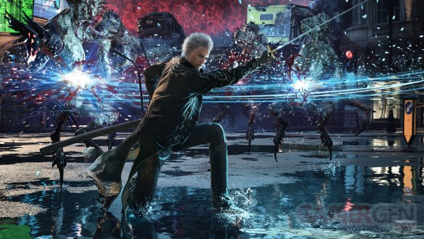 Devil May Cry 5 Special Edition 16 09 2020 screenshot Vergil (1)