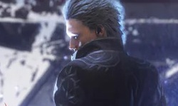 Devil May Cry 5 Special Edition Vergil key art