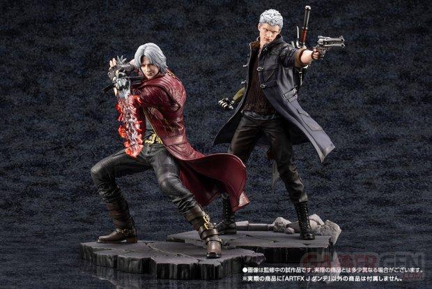 Devil May Cry 5 Statuette Figurine Dante Nero Kotobukiya ArtFX J (15)