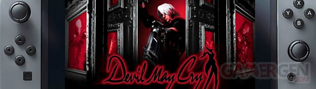 Devil May Cry image Edition Switch