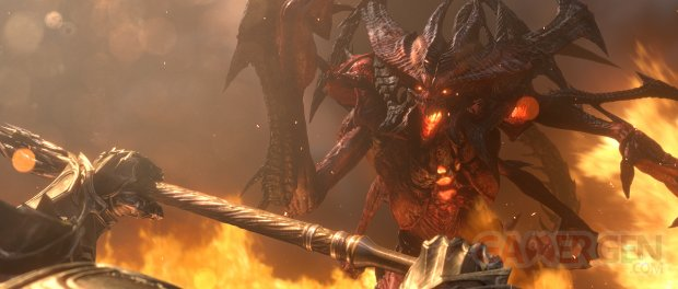 Diablo III Eternal Collection  edition version Switch images (28)