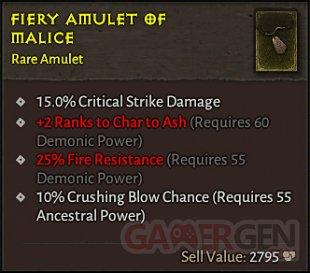 Diablo IV affixe 2