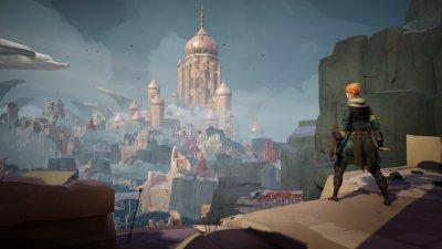 Ashen: El juego de rol cooperativo llega por sorpresa en PC y Xbox One