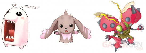 Digimon Story Cyber Sleuth 27 10 2014 art 0