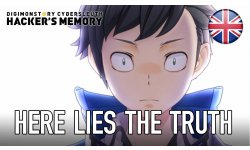 Digimon Story Cyber Sleuth Hacker's Memory   PS4 Vita   Here lies the truth