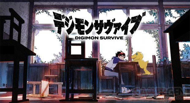 Digimon Survive 01 21 07 2018