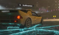 DIRT 5 Gameplay New York Ice Racing Under Fireworks