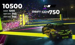 DIRT 5 Gymkhana head