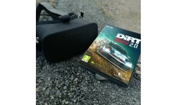 Dirt Rally 2 VR oculus