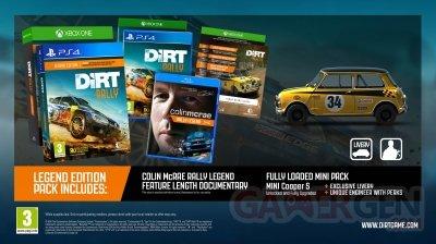 DiRT Rally Legend Edition.