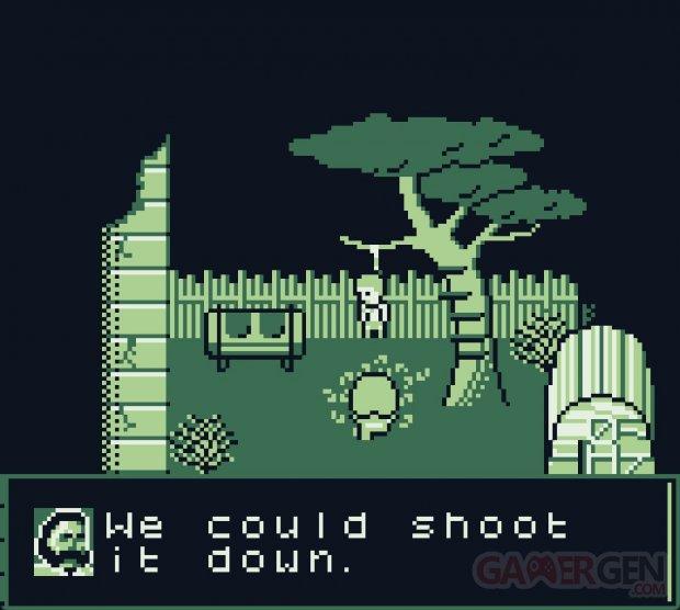 Disco Elysium Game Boy Edition