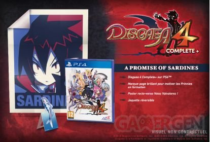 Disgaea 4 Complete Plus Day One Edition 11 06 2019