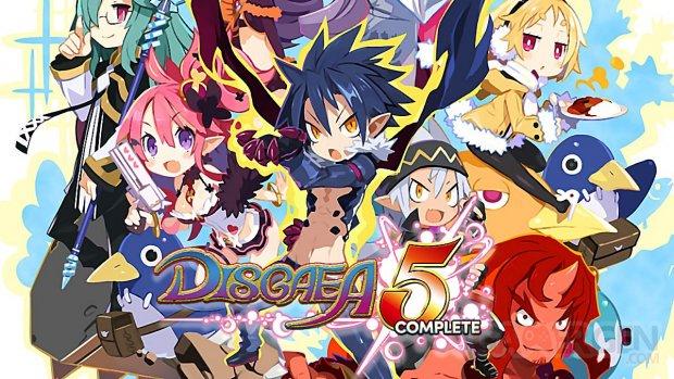 Disgaea 5 Complete image