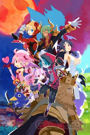 Disgaea 6 Defiance of Destiny 39 24 09 2020