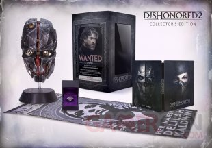 Dishonored 2 collector image