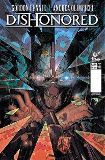 Dishonored Comic 500x759