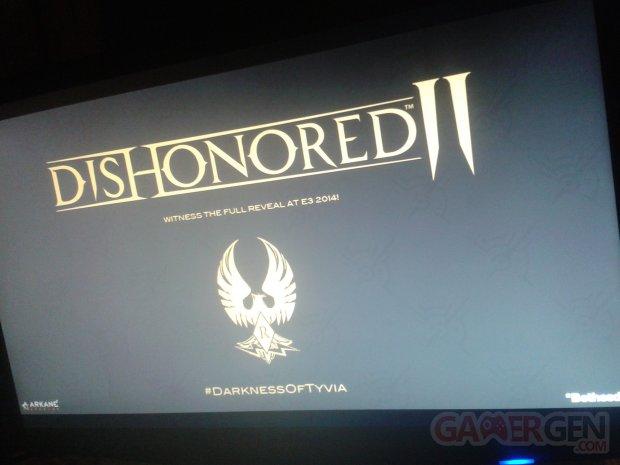 Dishonored II Darkness of Tyvia 03 03 2014 rumeur 1