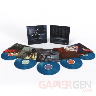 Dishonored Soundtrack Collection Vinyles Laced Records4