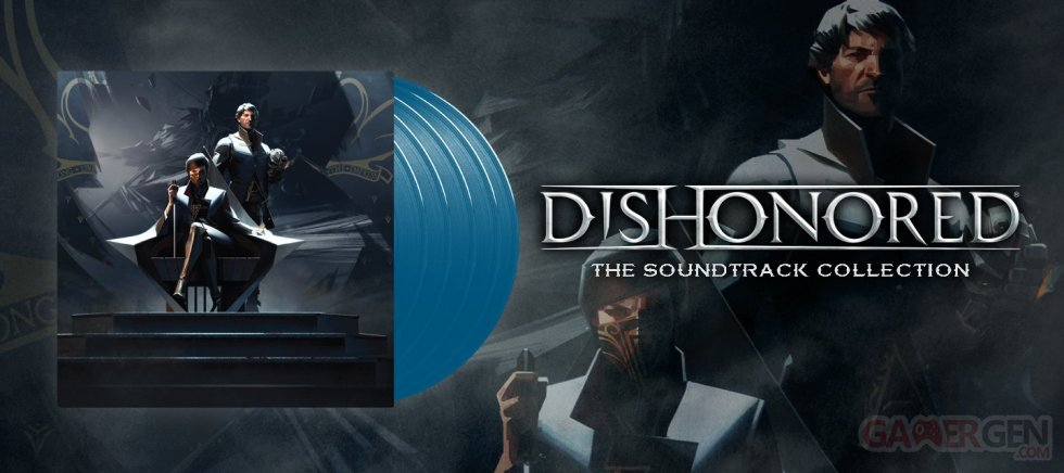 Dishonored Soundtrack Collection Vinyles Laced Records