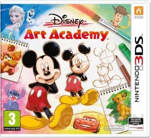 Disney Art Academy jaquette