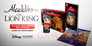 Disney Classic Games Aladdin and The Lion King 01 23 10 2019