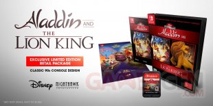 Disney Classic Games Aladdin and The Lion King 02 23 10 2019
