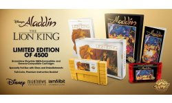 Disney Classic Games Aladdin and The Lion King 09 23 10 2019