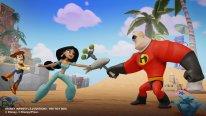 Disney Infinity 2 0 Marvel Super Heroes 07 08 2014 Aladdin Jasmine screenshot 3