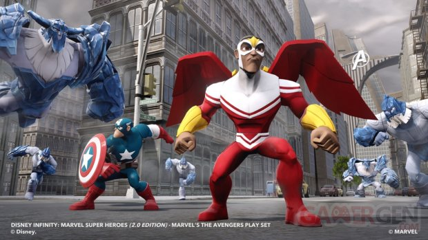 Disney Infinity 2 0 Marvel Super Heroes 12 09 2014 screenshot 5