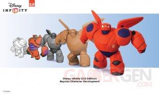 Disney Infinity 2 0 Marvel Super Heroes 27 08 2014 Hiro Baymax art 2