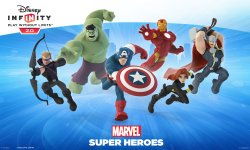 Disney Infinity 2 0 Marvel Super Heroes 30 04 2014 art