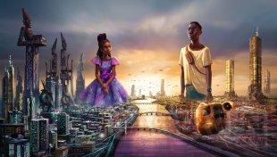 Disney Iwaju concept art