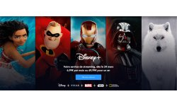 Disney+ Plus head banner prix date