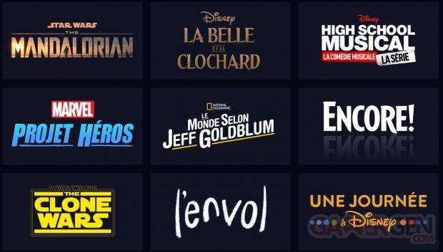 Disney+ Plus Originals