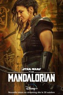 DISNEY+ The Mandalorian Saison 2 Affiche Poster 02