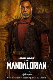 DISNEY+ The Mandalorian Saison 2 Affiche Poster 03