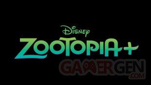 Disney Zootopia+ logo